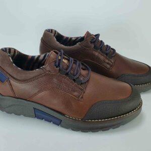 zapato-cordón-suela-bicolor
